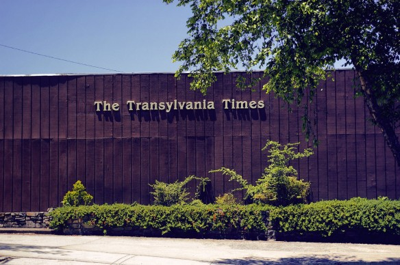 The Transylvania Times