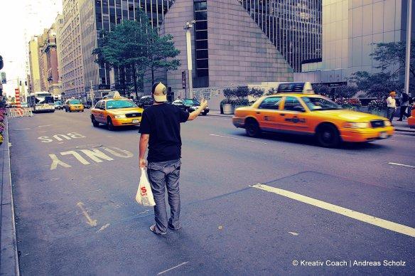 Taxi für die Beratung