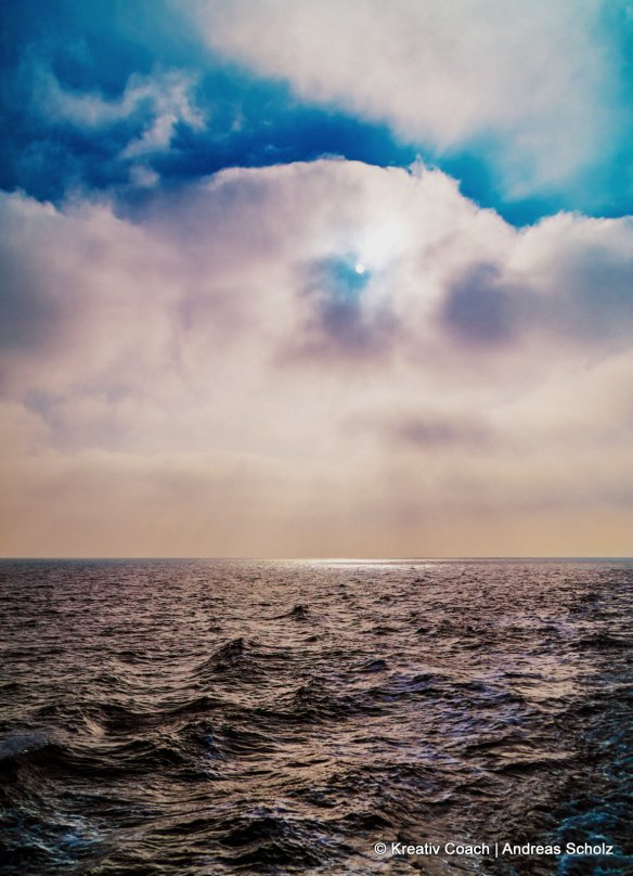 Coaching auf hoher See