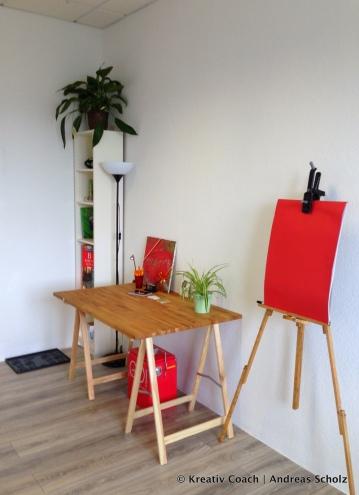 Kreativ-Schreibtisch
