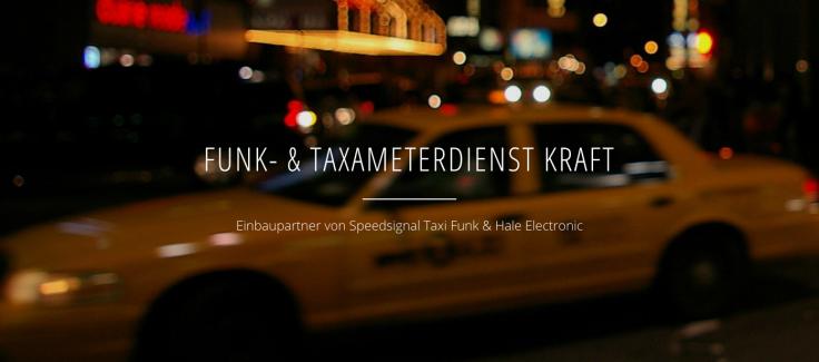 Funk- & Taxameter Dienst Kraft